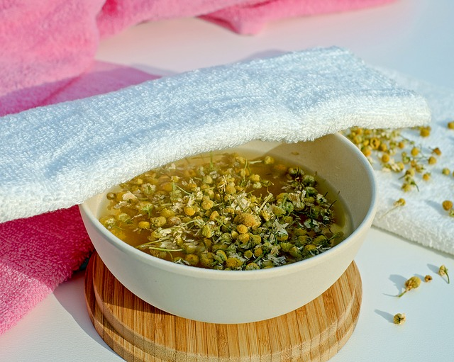 Chamomile can significant reduce symptoms of anxiety...
