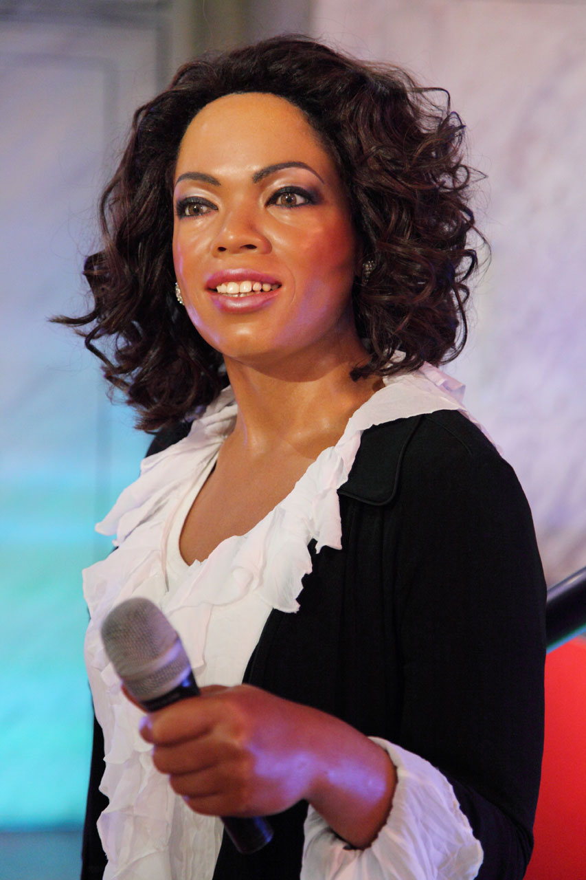 During a chaotic period at work in 2013, Oprah Winfrey had a panic attack.